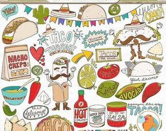 Mexico clip art – Etsy