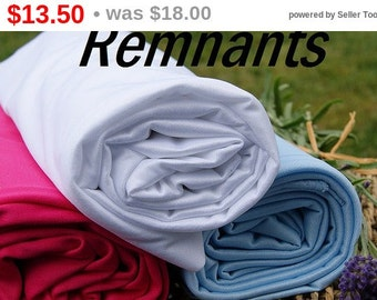 Extra 25% off Mix and Match Cloth Diapers or Pads Microfleece Fabric Remnants No 7