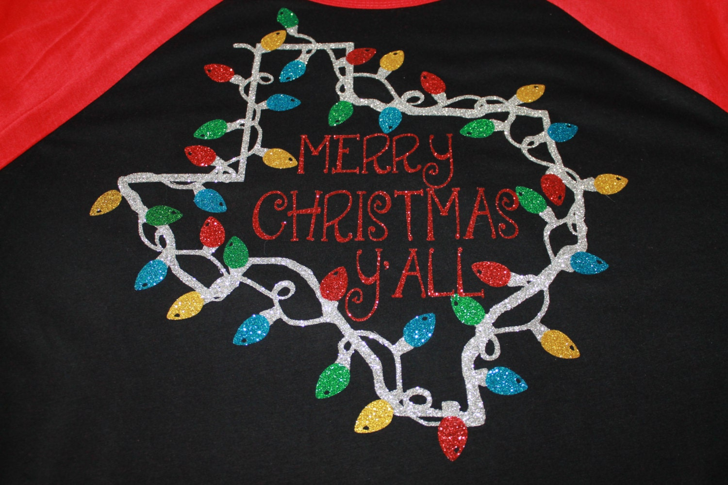 Merry Christmas Y'all Shirt Merry Christmas Texas Shirt