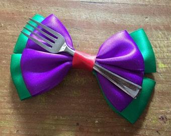 Disney Inspired Ariel Mermaid Hair Bow