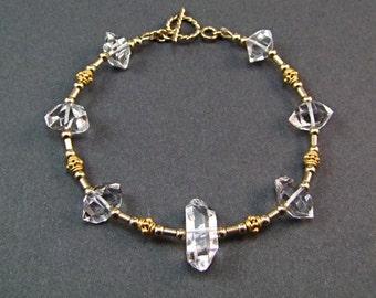 Herkimer Diamond Bracelet - BM47B