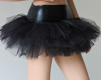 Custom - Tutu Skirt Gothic Ballet Bridal Burlesque CHRISST