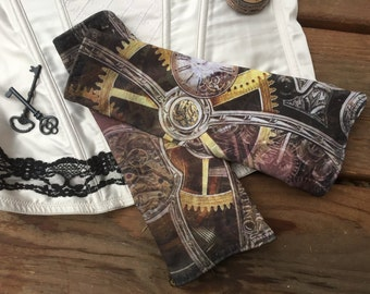 Steampunk Armbands
