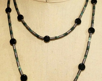 Metallic Goddess Necklace