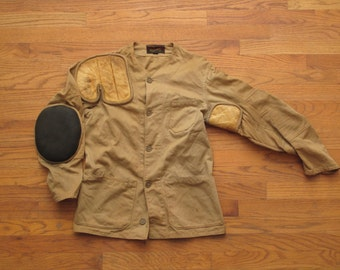 mens vintage 10X imperial shooting jacket