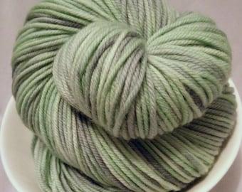 Hand dyed yarn therapy DK 'Drefan'