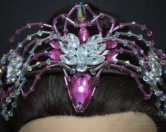 Sugar Plum Fairy Ballet Headpiece -- FREE US SHIPPING