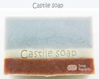 SoapRepublic Castile Soap Acrylic Soap Stamp