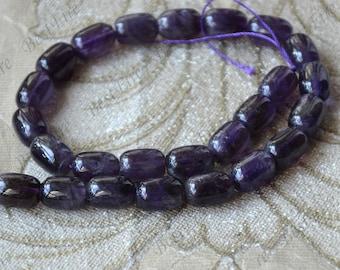 10x14mm Natural amethyst nugget beads loose strands,quartz  loose semi-precious stone beads,loose strands