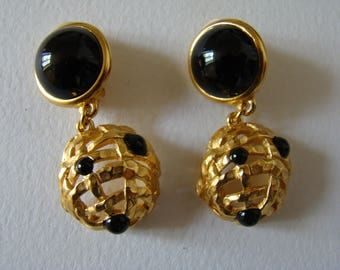 Rochas earrings