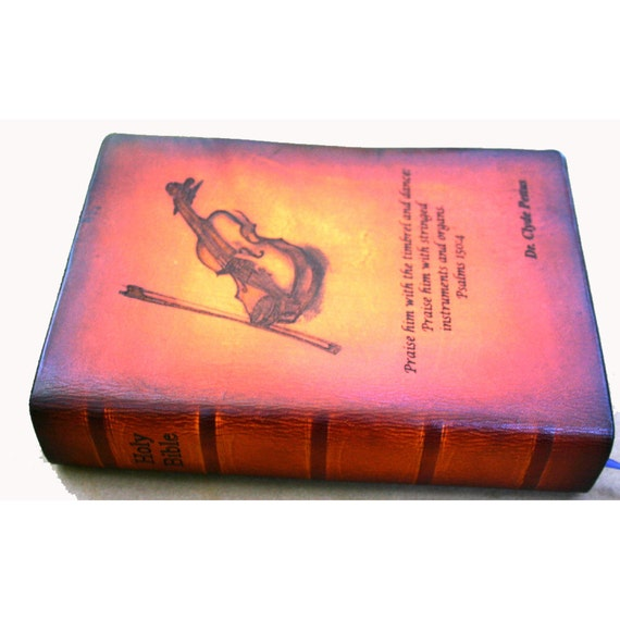 Custom Musician's Bible