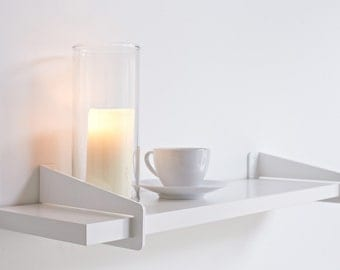 Wallstirrups® for IKEA shelving