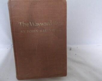 1947 Book, John Steinbeck, The Wayward Bus