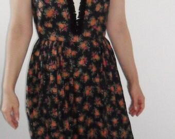 Victorian inspired dress