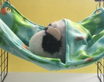 Frogs #2 rat hammock, rat bed