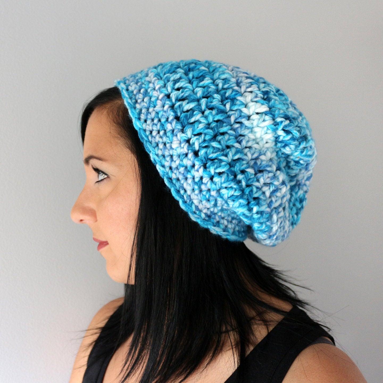 PDF Download Super Easy Crochet Hat PATTERN Simple Crochet