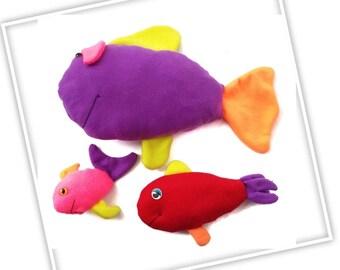 Fish Sewing Pattern
