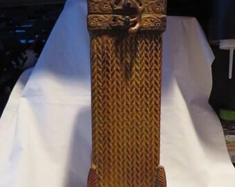 Antique Match Stick Box, antique, match holder, match stick, box