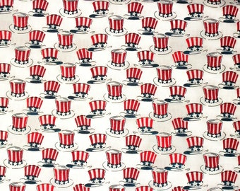 Patriotic Fabric, By The Yard Fabric, Quilting Fabric, Windham Fabrics, Americana Fabric, Sewing Fabric, 4th Of July Fabric, Novelty Fabric
