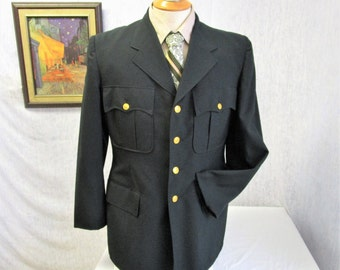1969 42R Canadian Forces Military Dress Uniform Jacket