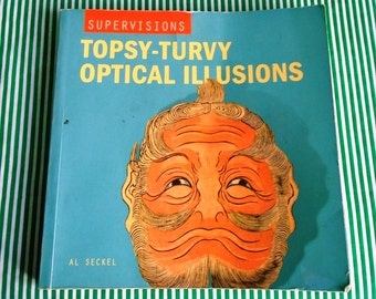Topsy-turvy Optical Illusions Book