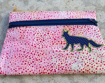 The lost fox pouch