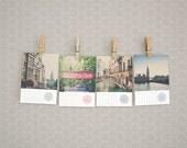 2017 Venice calendar 2017 London calendar 2017 Paris calendar Venice photography London photography Paris photography loose leaf calendar