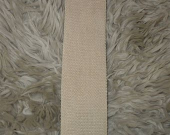 Skinny Knit Wedge Tie