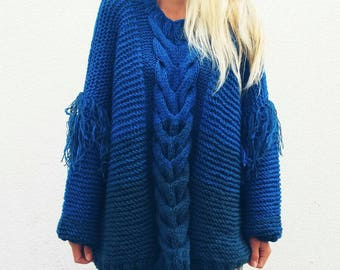 Bohemian Feel Sweater.