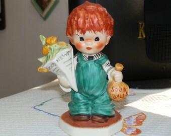 "Vintage Goebel ""Good News"" TMK 5 -Charlot Byj Redheads"