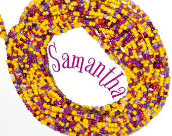 Samantha ~ YourWaistBeads.com