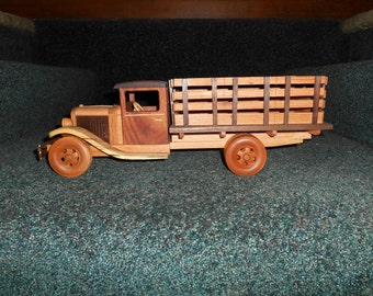 1929 One Ton Ford Stakebed Truck