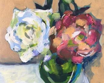 Hope Blooms, original painting