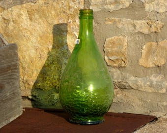 Vintage Gallo Wine Bottle