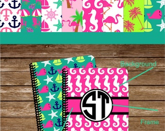 Spiral Notebook/Planner Cover