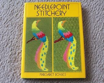 Needlepoint Stitchery - Margaret Boyles