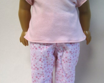 Pajamas for Your American Girl Doll