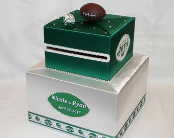 SPORT themed Card Box  -TEAM of Your choice