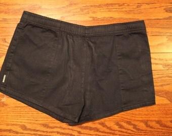 Australian Ruggers Navy Blue Short Shorts