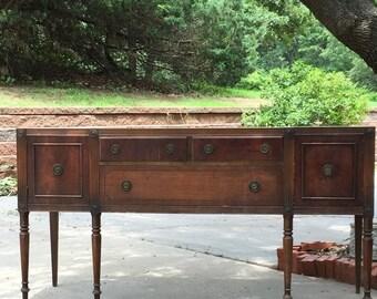 1920 S Vanity Dresser Shabby Ornate Chic French By