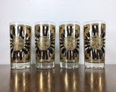 Georges Briard Art Deco Glasses