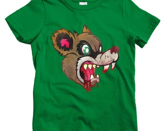Kids Were Bear T-shirt - Baby, Toddler, and Youth Sizes - Bear Tee, Teddy Bear Shirt, Scary Bear, Monster, Fun - 3 Colors