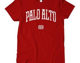Women's Palo Alto 650 California T-shirt - S M L XL 2x - Ladies' Tee, Gift, Silicon Valley Shirt, Palo Alto Shirt, Bay Area, Santa Clara