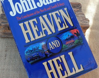 Heaven and Hell by John Jakes   Copyright 1987