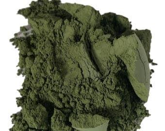 Matte Green Tea Green  Makeup Eyeshadow  loose  Eye Shadow   Mineral Makeup Vegan Natural  Pigmented Organic