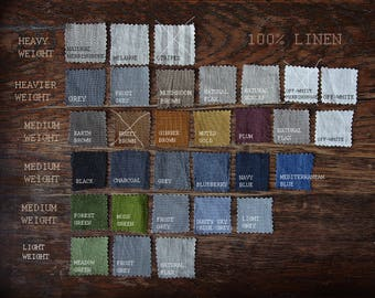 choose any 8 fabric samples of our current stock