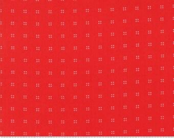 Moda - Zen Chic - Hey Dot - Sprinkles Dot Red