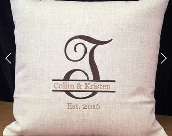CUSTOM LISTING for martinshreve - Pillow Cover & Form