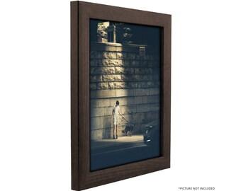 "Craig Frames, 22x22 Inch Brazilian Walnut Brown Picture Frame, 1"" Wide (232477782222)"