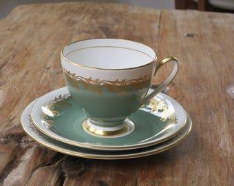 Royal Standard vintage china tea cup trio